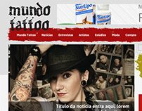 Mundo Tattoo Website