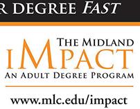 Midland Lutheran College iMpact Program Billboard, 2007