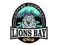 Lions Bay Coffee Company Gusseted Bag (1 lb)
