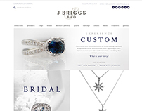 J Briggs & Co | e-Commerce Website Design