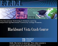 Blackboard Vista Crash Course