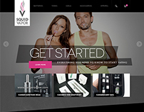Squid Vapor | e-Commerce Website Design