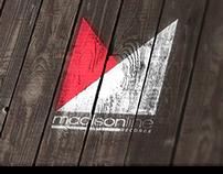 Madison Line Records Branding