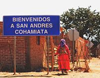 The women of San Andres Cohamiata
