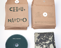 Chau Narciso :: Diseño de CD