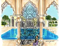 Moroccan Jewel
