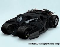 Batmobil (Tumbler)
