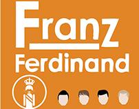 Infografía Franz Ferdinand