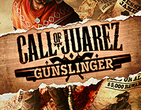 Call of Juarez Gunslinger: Logo