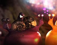 Snail Love.