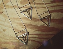 geometric fox-head