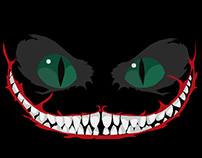 Why so serious, cheshire cat?
