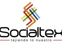 SocialTex - Branding