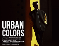 """Urban Colors"" webitorial for INVOISE magazine"