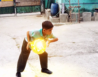 Epic pinoy dragonball fight!