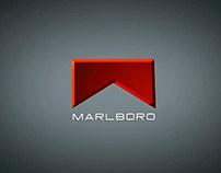 Marlboro LED ad-board