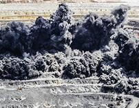 Stoilensky iron ore mine