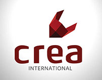 Crea International - rebrand proposal