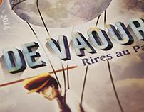 Festival Été de Vaour 2014 - Artwork -