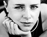 Model: Anna Słowik