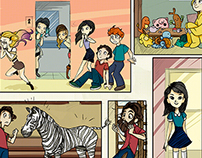 Pablo Pablovski  Book Illustrations