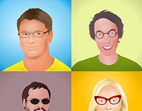 Illustrated Avatar from Photo