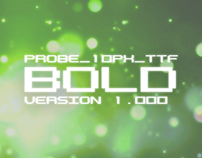 PROBE_10PX_TTF Bold Version 1.000