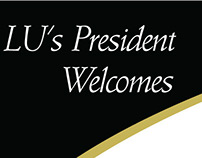New Student Welcome Banner