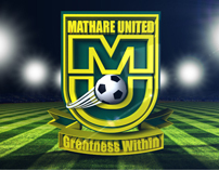 Mathare United FC Logo Animation