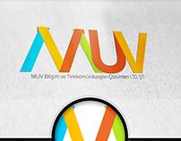 MUV Creative Logo Design