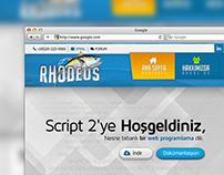 Rhodeus Creative Web Design