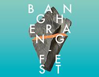 Bangherang Fest (Logo + Flyer)