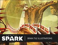 Project Spark | Brain Tiles