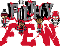 Trukfit Character's (Filthy Few)