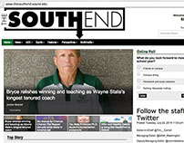 The South End Student Newspaper - Writing Samples