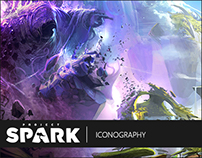 Project Spark | Iconography