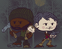 The Walking Dead Toons