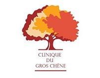 Clinique du Gros Chêne | Logo Design