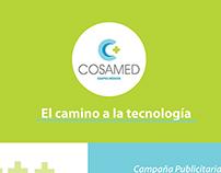 COSAMED / Campaña Publicitaria