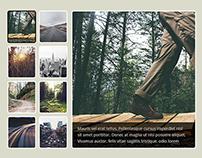 Adobe Muse Portfolio Widget