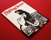 »ROLLING STONE« Magazine Redesign