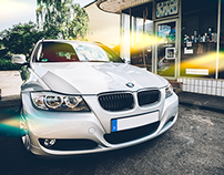 BMW 318 & Ionel
