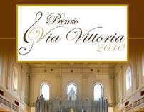 Premio Via Vittoria - sito web