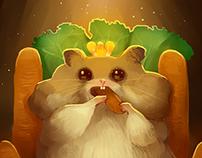 Gluttonous King