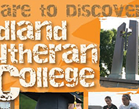 Midland Lutheran College Recruiting Poster, 2006