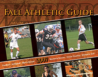 MLC Athletic Guide, 2007