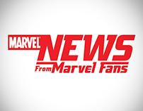 Marvel News from Marvel Fans show logo