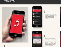 App para control de Exceso de velocidad