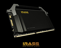IRASS: Integrated RAM & Solid State