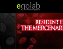 Egolab Website 2011